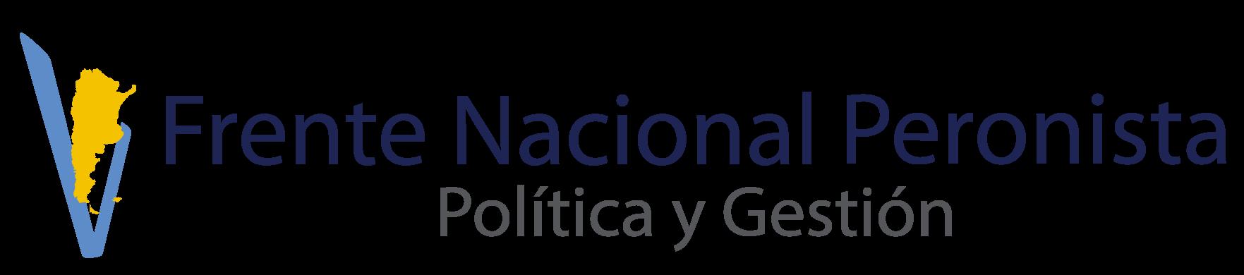 Frente Nacional Peronista